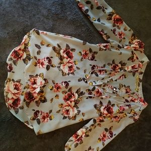 Princess Vera Wang dress shirt XS